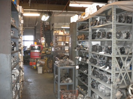 Central Jersey Starter & Alternator - ACDelco, Truck Repair, Car